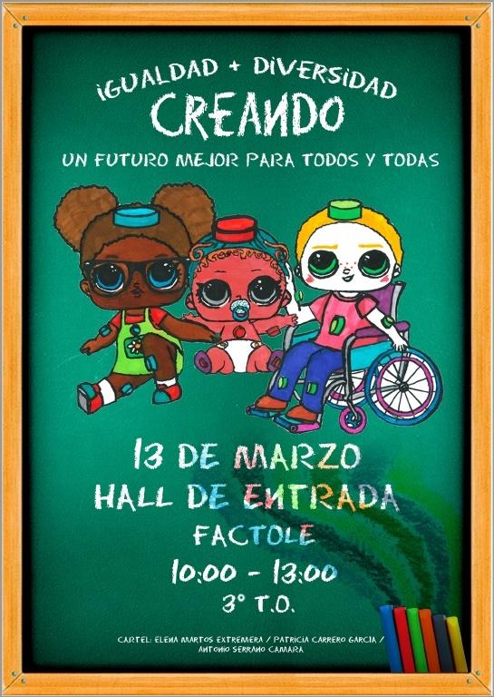 Juguetes Reina UclmCee La En BiosTalavera De Exposición IeHYDE9W2